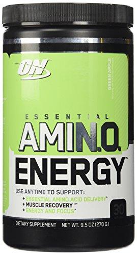 Optimum Nutrition Essential Energy Servings