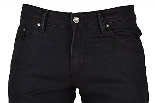 Reell Radar black Super Slim Pant