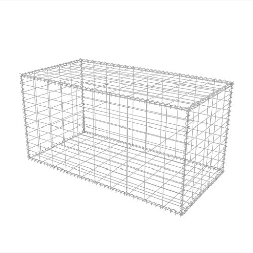 Daonanba Durable Gabion Basket Galvanized Steel for sale  Delivered anywhere in USA