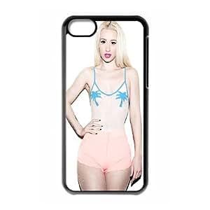iPhone 5c Cell Phone Case Black Iggy Azalea Yllha
