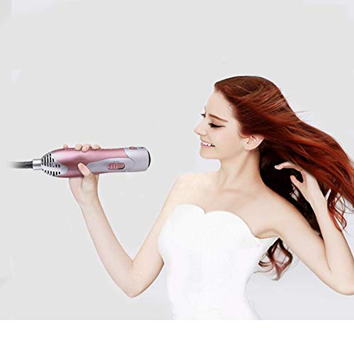 MCCW 3-in-1 Multi-Function Hair Comb Electric Hair Curler Straight roll Dual-use Hair Curler for All Kinds of Hairstyles ()