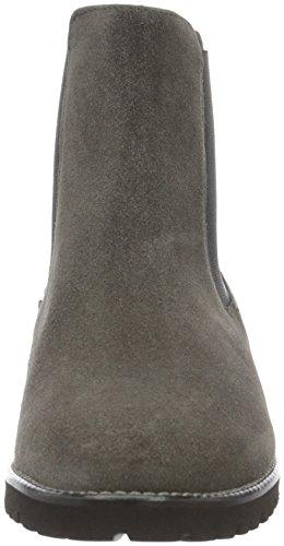 Peter Kaiser Bari, Zapatillas de Estar por Casa para Mujer Gris - Grau (CARBON SIGA 311)