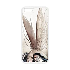 LIULAOSHI Fairy Phone Case for iphone6 White [Pattern-1] by Maris's Diary