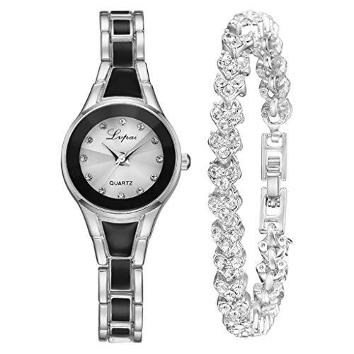 Rishine Women WatchStainless Steel Fashion Watch Luxury Watch Quartz Watch