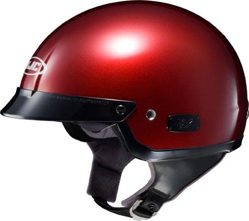 HJC Helmets is-2 Helmet (Wine, X-Large) ()