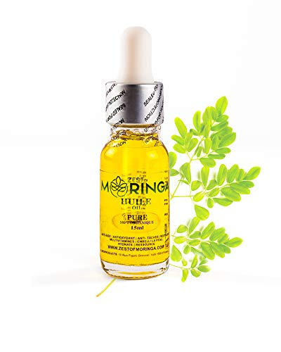 Organic Moringa Oil Help