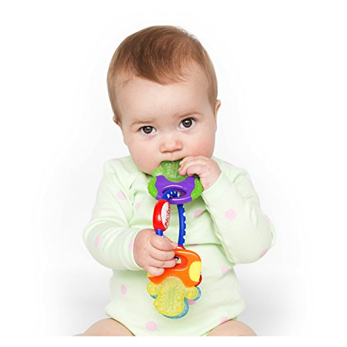 416yT4z%2BgPL - Nuby Ice Gel Teether Keys