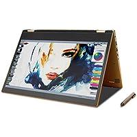 Lenovo Yoga 520 Intel Core i3 8th Gen 14-inch Full HD 2-in-1 Touchscreen Laptop (4GB RAM/1TB HDD/Windows 10 Home/Gold Metallic/1.7kg), 81C800KGIN