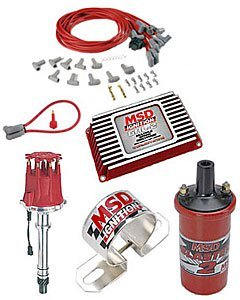 - MSD Ignition 6421K Digital 6AL-2 Ignition Control Kit Small Block Chevy