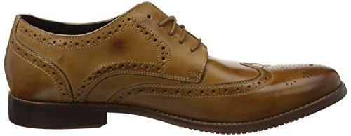Rockport Herren Style Purpose Wing Tip Tan Brogues Braun (Tan)