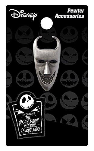 Disney Lock Mask Pewter Lapel