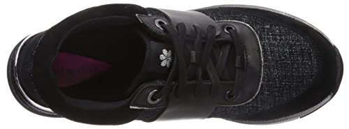 Petals Fashion Women's with Black Jogger Multi Cushionology Blair Sneaker Foot Pqgwx5dd