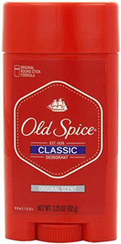 Old Spice Classic Deodorant Stick, Original 3.25 oz (Pack of 8) -  M-BB-1948