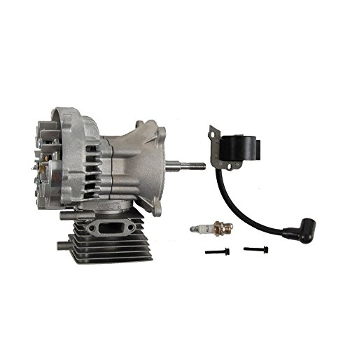Craftsman 753-06687 Leaf Blower Short Block Genuine Original Equipment Manufacturer (OEM) part for Craftsman, Mtd, Troybilt, & Ace