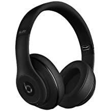 Beats by Dr. Dre Studio Wireless Over Ear Headphones - Matte Black