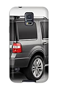 Lori Hammer's Shop Best Perfect Tpu Case For Galaxy S5/ Anti-scratch Protector Case (ford Expedition 2015 Background Photos)