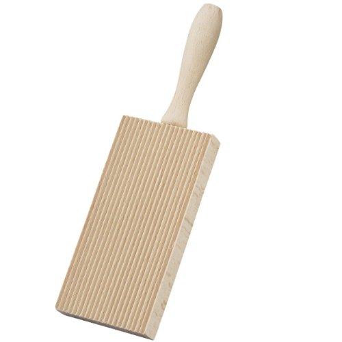Cuisinox GNO-21 Gnocchi and Cavatelli Board, Wood