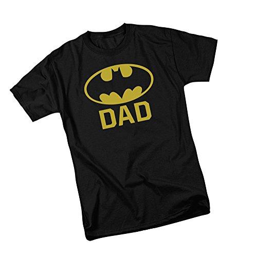 BatDad -- Batman Adult T-Shirt, -