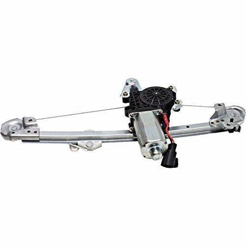 97-03 Malibu 04-05 Malibu Classic 97-99 Olds Cutlass Power Window Regulator with Motor Rear Right Passenger