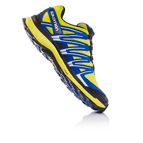 Salomon XA Lite, Scarpe da Trail Running Uomo Green (Sulphur Spring/Navy Blazer/Nautical Blue)