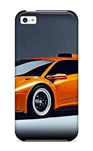 Snap-on Case Designed For ipod touch4- Most Beautiful Car