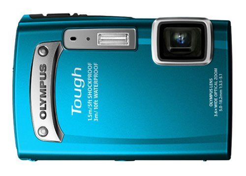 Amazon Olympus TG 320 14 MP Tough Series Camera with 3 6x