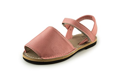 Subibaja Martina - Classic Menorquina/Avarca Sandals for Baby Girls | Toddlers SP5.5T by Subibaja
