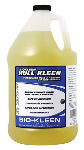 (Bio-Kleen M01609 Fiberglass Acid Hull Cleaner, 1 Gallon)