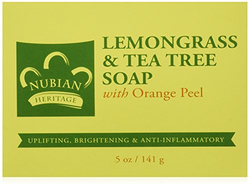 Nubian Heritage Lemongrass Tree 4 pack product image
