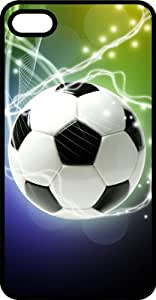 World Cup Soccer Ball Tinted Rubber Case for Apple iPhone 4 or iPhone 4s