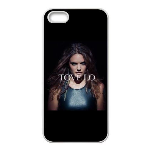 Tove Lo 002 coque iPhone 4 4S cellulaire cas coque de téléphone cas blanche couverture de téléphone portable EOKXLLNCD20496