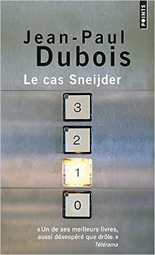 Amazon Fr Le Cas Sneijder Jean Paul Dubois Livres