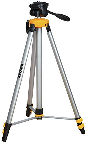 DEWALT Laser Tripod with Tilting Head (DW0881T)