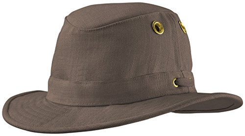 Tilley TH5 Hemp Hat - Men's Mocha 7""