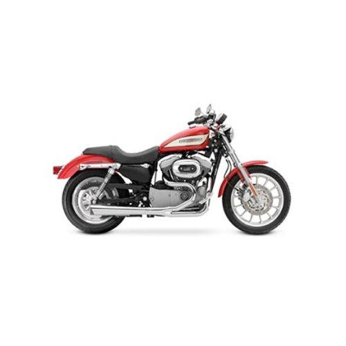Supertrapp 828-71202 2:1 SuperMeg Exhaust ()