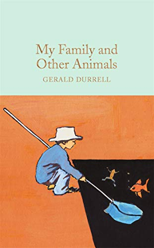 My Family and Other Animals (Macmillan Collector's Library) from imusti