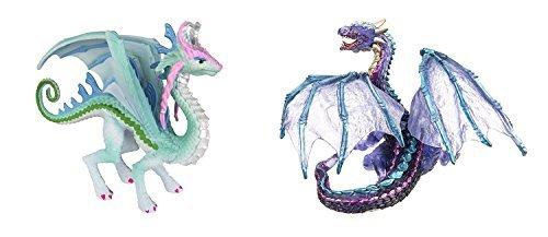 (Safari Ltd Princess Dragon Ltd Cloud Dragon Bundled)
