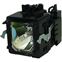 AuraBeam Sony XL-5100 F93087600 TV Replacement Lamp with Housing