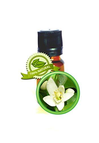 Orange Facial Blossom Cream (Neroli (Orange Blossom) Essential Oil - 100% PURE Citrus Aurantium - 10ml (1/3oz))