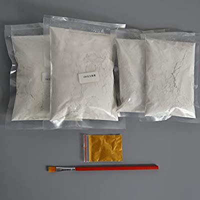 Kit De Yeso Para Bebes.Heaviesk 200 G De Yeso Moldeado En Polvo Clon Powder Kit Set