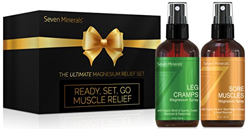 Ready Muscle Relief Seven Minerals