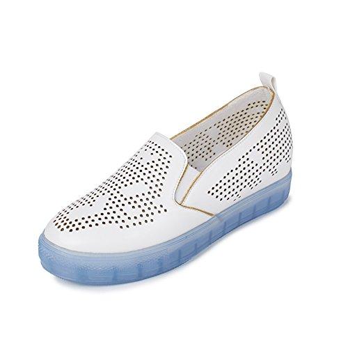 Transpirable zapatos de primavera y verano/Zapatos de corte bajo/Zapatos del estudiante Coreano/zapatos casuales B