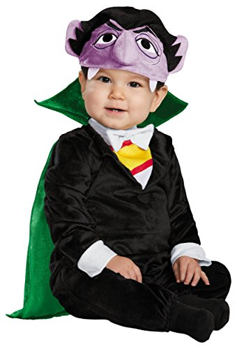 Deluxe Count Toddler Costume - Toddler Medium for $<!--$44.09-->