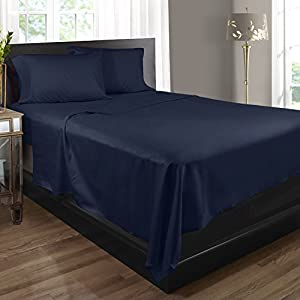 Amazon.com: Bed Sheets, 100% Egyptian Cotton, 400 Thread