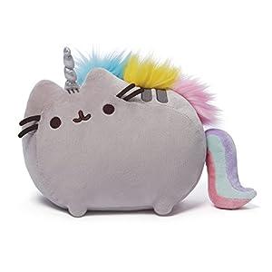 """GUND Pusheenicorn Unicorn Stuffed Animal Plush, 13"""""""