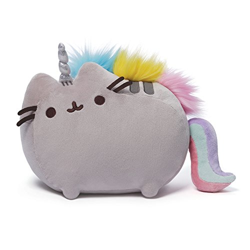 GUND Pusheenicorn Unicorn Stuffed Animal Plush, 13