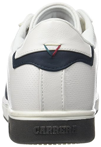 Blanc Homme Lth Carrera white Play Baskets BqtqzI5