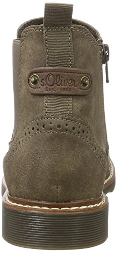 bde96c18ce49 s.Oliver Women s 25444 Chelsea Boots, Brown (Cafe), 3.5 UK  Amazon.co.uk   Shoes   Bags