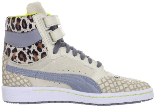 Sky 002 Ii Puma Animal Hi Donna 220 Bianco 71S4S
