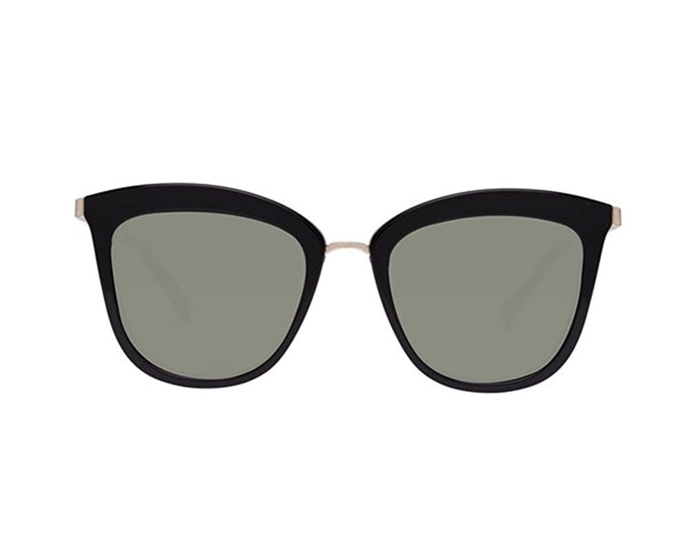 Le Specs - Caliente - gafas de sol - black/gold-coloured ...